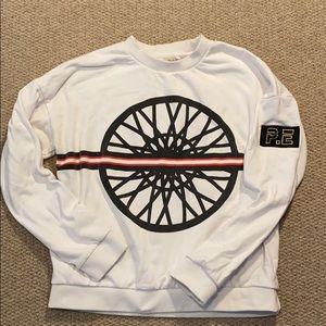 P.E Nation x Soulcycle sweatshirt